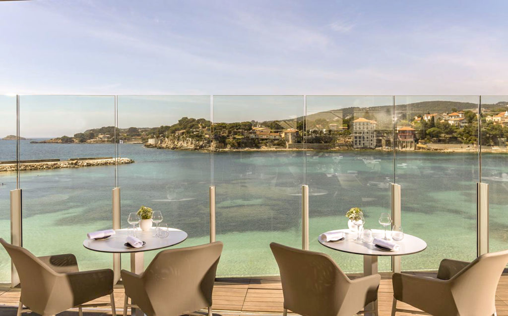 Mejor hotel Thalasso and Spa BANDOL